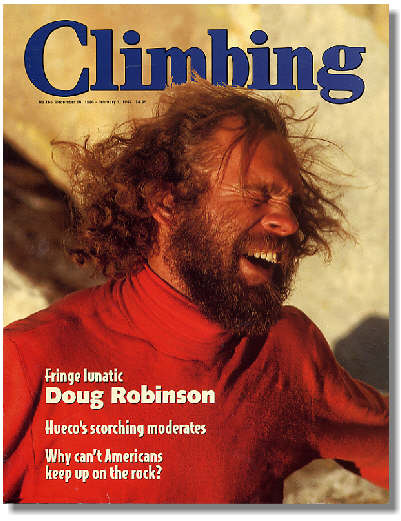 Post image for Running Talus: Profile of Doug Robinson :: Climbing