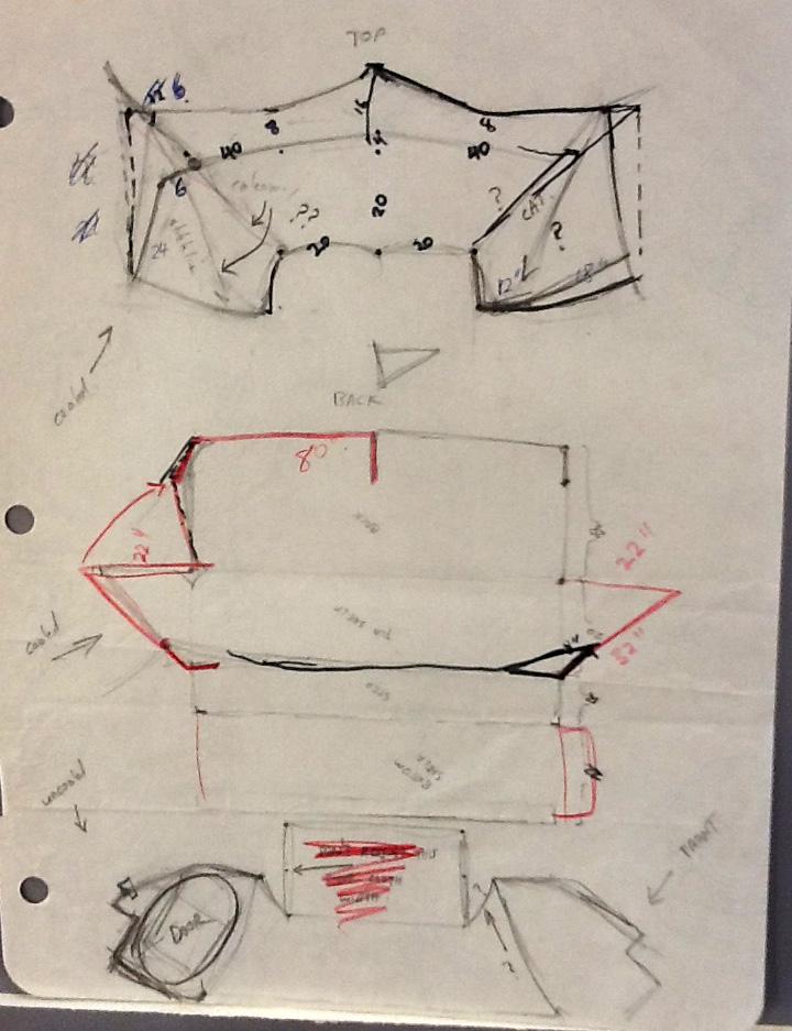 Tent Sketch