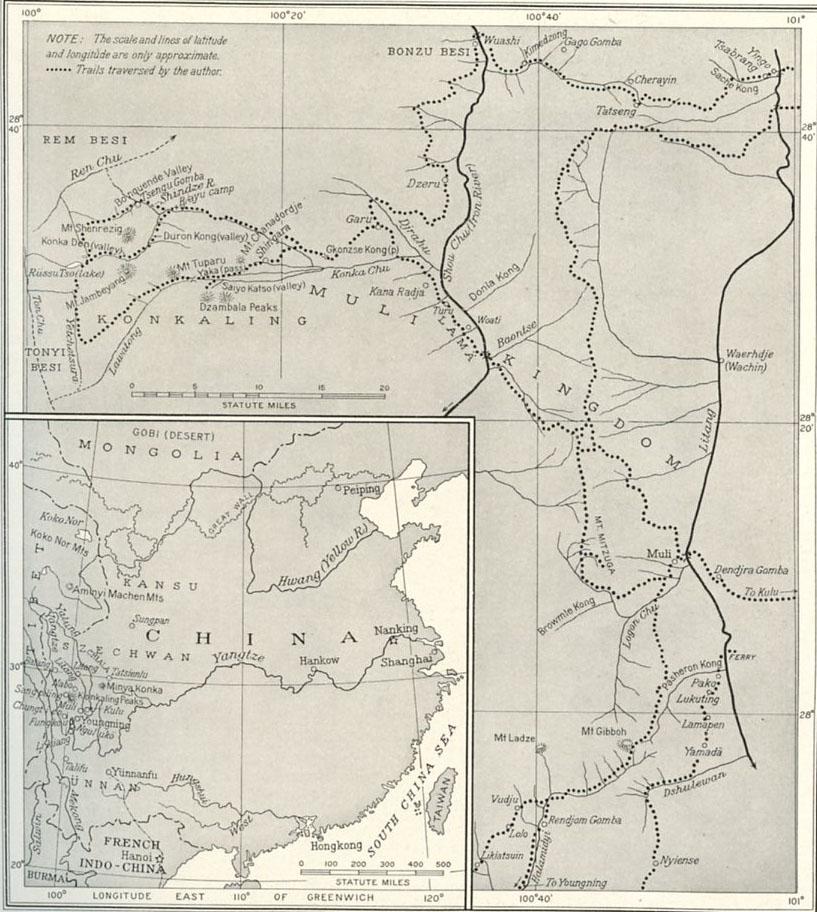 Konkaling-Map